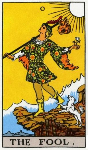 The-Rider-WaiteTarot-Card-The-Fool